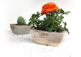 محصولات دیدینو - گلدان بتنی