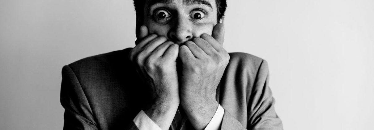 در کسب و کار ، ترس میتواند به بزرگترین دشمن ما تبدیل شود.