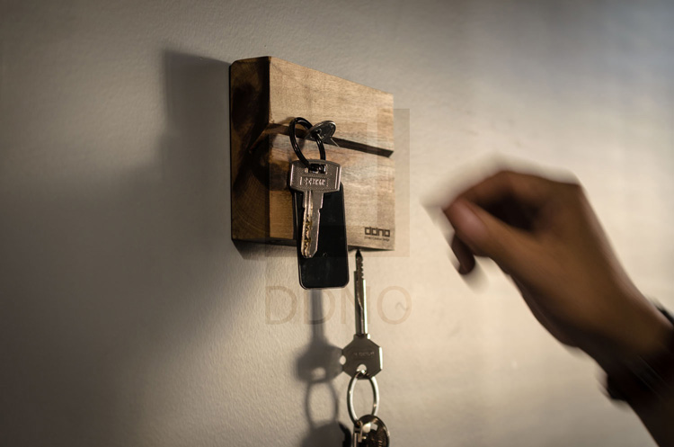 محصولات دیدینو-آویز کلید مغناطیسی (آهنربایی)