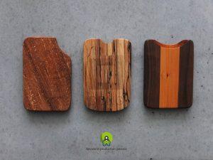 محصولات دیدینو -جای کارت چوبی
