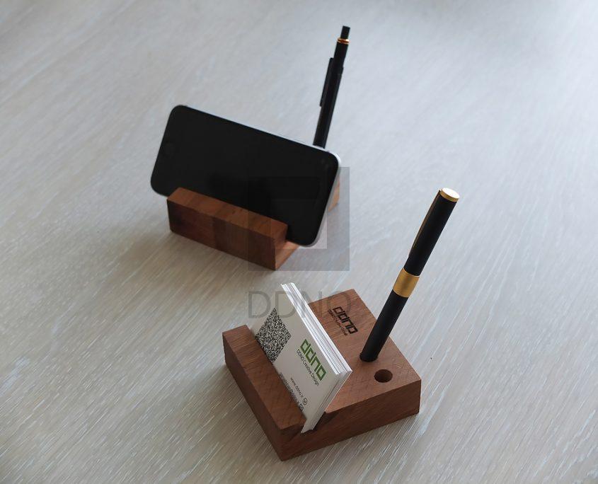 استند تلفن همراه (موبایل) و قلم شیاردار